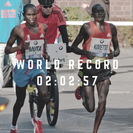 縮短觸地時間──各項紀錄保持者的跑步技術數據