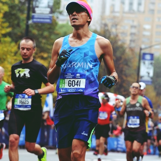 【案例分享】2017紐約馬拉松 3:46