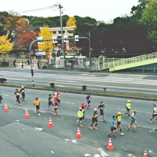 如何使用RunningQuotient來準備一場馬拉松?
