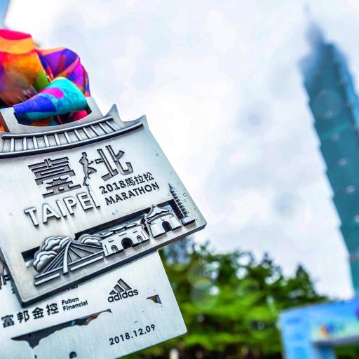 2018臺北馬數據分析:馬拉松跑者訓練量