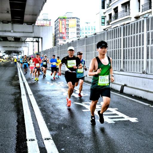 利用步頻來分析跑步技術